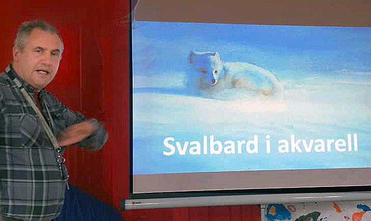 Föredrag om Svalbard